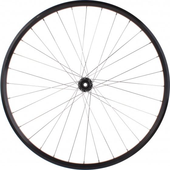 Ryde achterwiel 28 inch aluminium 32G zwart