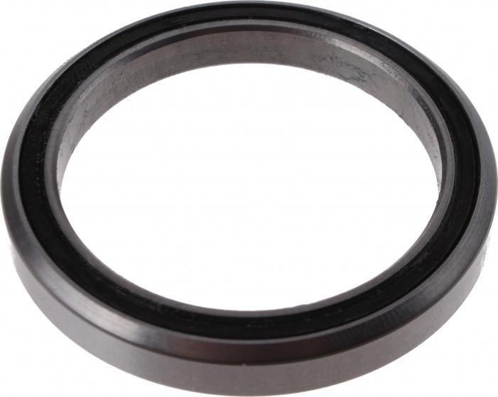 Pro balhoofdlager 1 1/4 inch 7,2 mm 45° zilver/zwart
