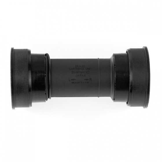 Shimano bottom bracket XT BB MT800 Press Fit 89,5/92 mm zwart
