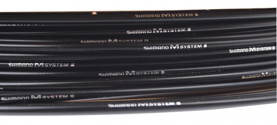 Shimano Buitenkabel Rem SLR M Systeem 40 Meter Zwart