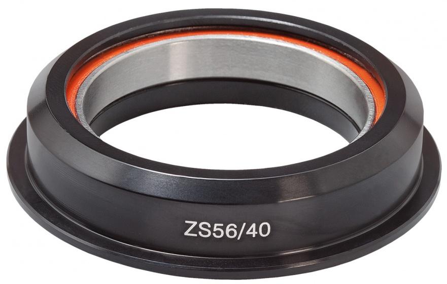 Shimano cartridge balhoofd onder EC34/30 mm Gravity zwart