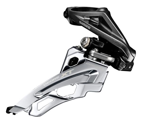 Shimano Derailleur voor Deore XT FD M8000 H 3 x 11sp zilver