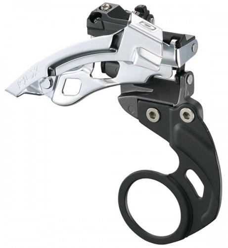 Shimano Derailleur Voor FD M660 10 Dual Pull Top Swing