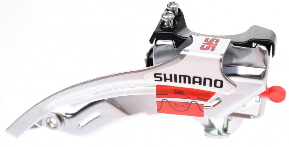 Shimano Derailleur Voor FD TY32 SIS Zilver