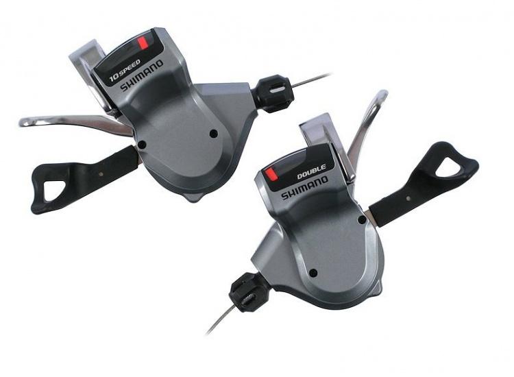 Shimano Duimversteller set SL R780 L + SL R780 R titanium
