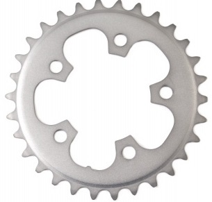 Shimano Kettingblad 105 FC 570 30t 74 mm zilver