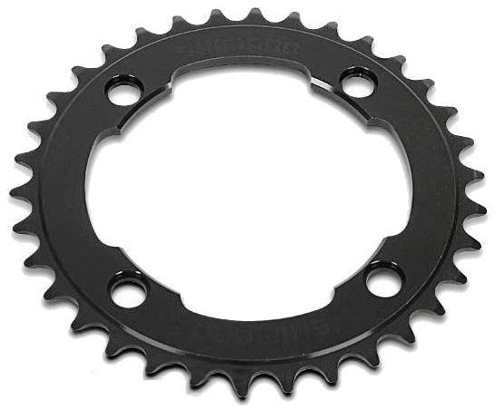Shimano Kettingblad BMX DXR CR80 46t 104 mm zwart