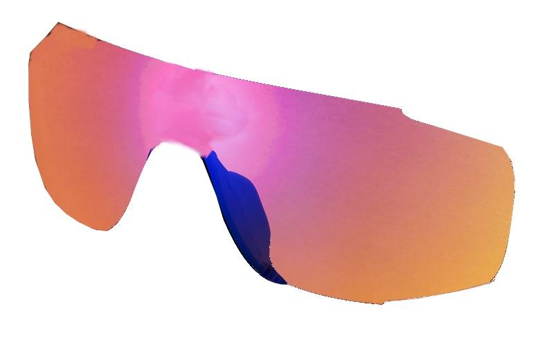 Shimano lens voor Shimano Technium spiegelend oranje