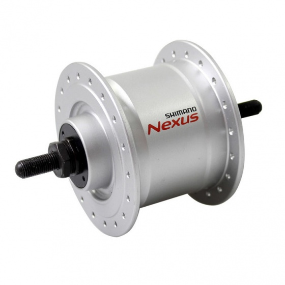 Shimano Naafdynamo Nexus DH C3000 2N NT zilver