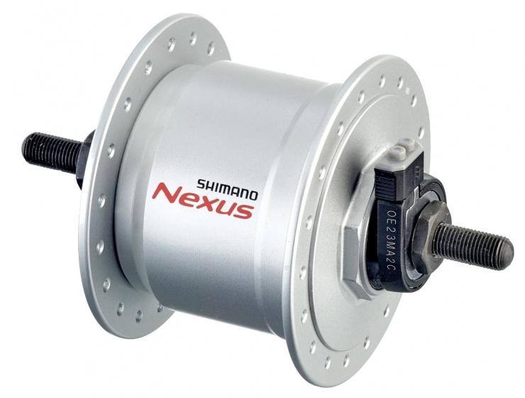 Shimano Nexus DH C3000 naafdynamo 16 28 inch 36 gaats alu
