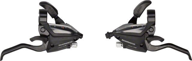Shimano rem schakelversteller St EF500 4 3x8S V brake set