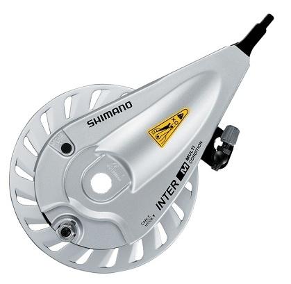 Shimano Rollerbrake Brim45f Voor Zilver