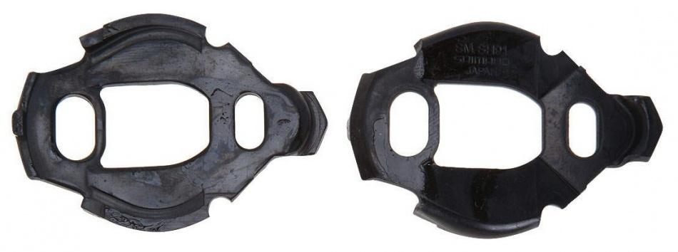 Shimano Schoenplaatjes SPD R SM SH91 Zwart per set