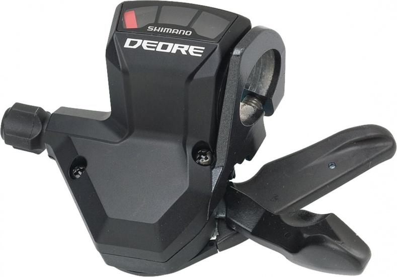 Shimano Duimversteller Deore SL M590 3 SP Links Zwart
