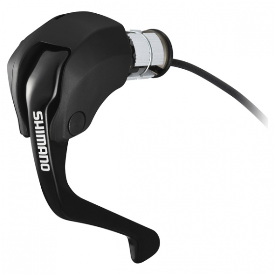 Shimano shifter/remgreep Ultegra Di2 St R8060 L zwart 2 Speed