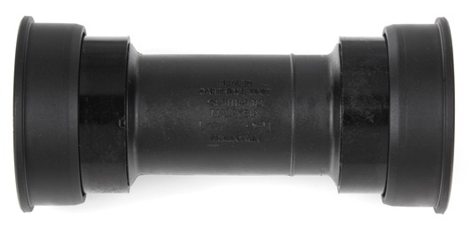 Shimano bottom bracket BB MT500 PA 89,5 92 mm Hollowtech zwart