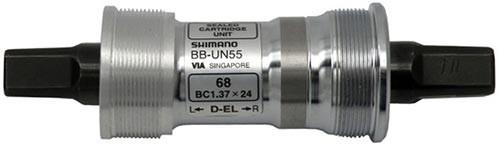Shimano Trapas BB UN55 122.5 / 27.8 mm