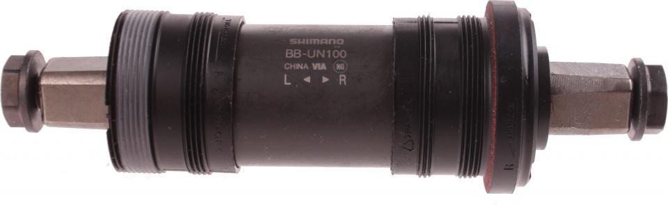 Shimano trapas BSA 122 x 35 mm zwart