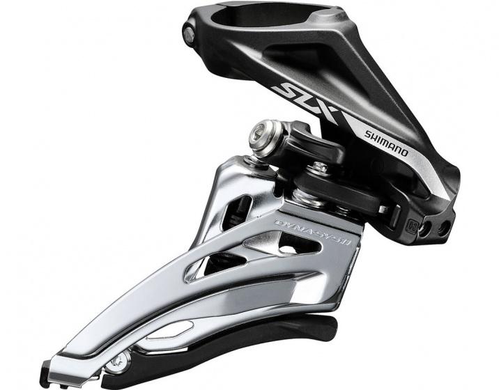 Shimano voorderailleur SLX M7020 11S dubbel klem hoog