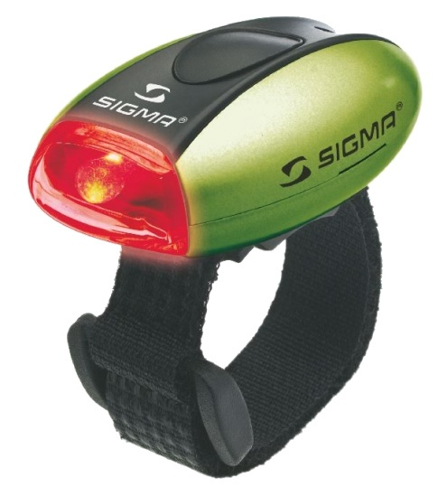 Sigma achterlicht Micro led groen/rood