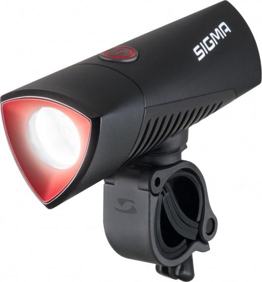 Sigma koplamp Buster 700 led zwart