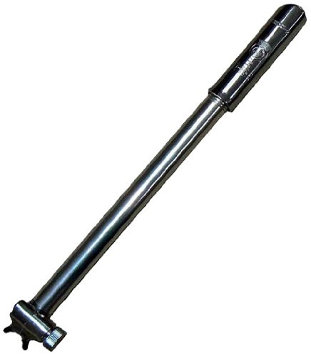 Silca framepomp Impero 37/41 cm zilver