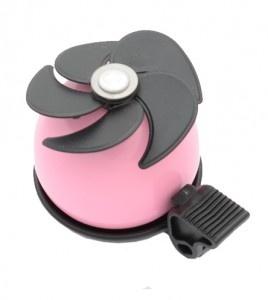Simson Fietsbel Air Roze Zwart
