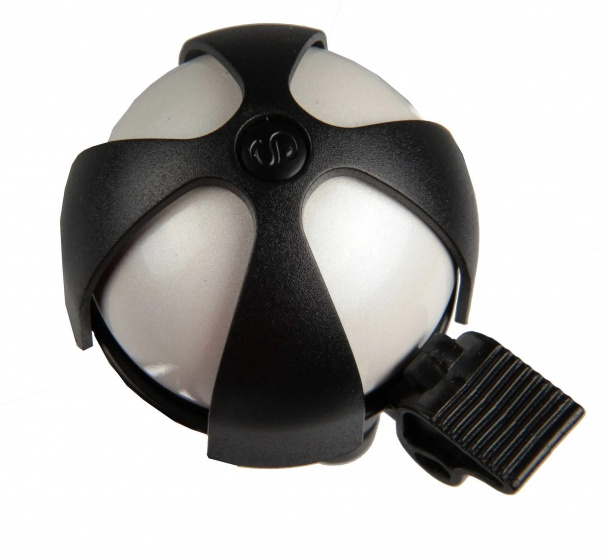 Simson Fietsbel Sport Wit Zwart