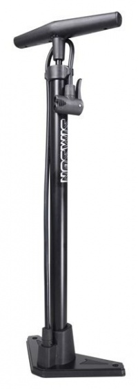 Simson hogedrukpomp Basic 60 cm zwart