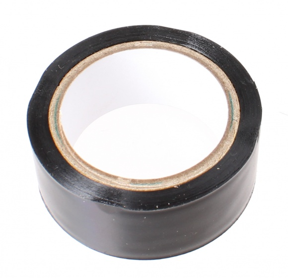 Simson isolatietape 200 cm zwart