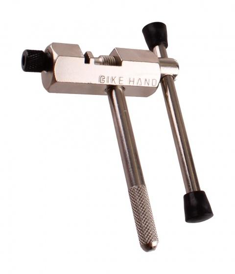 Simson kettingpons UG/HG staal zilver