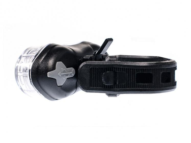 Simson koplamp Eyes USB led oplaadbaar zwart