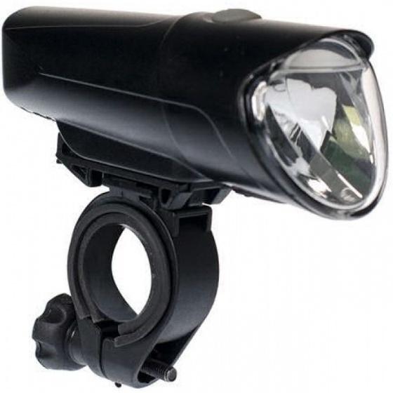 Simson koplamp Future USB led oplaadbaar zwart
