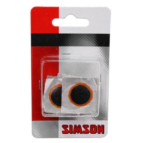 Simson KV Plakkers 25mm