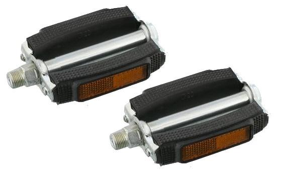 Simson pedalen set Holland 9/16 inch zwart