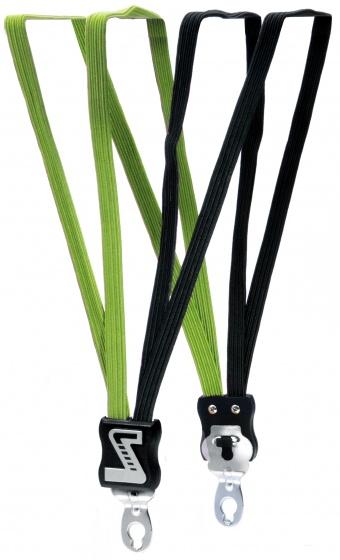 Simson snelbinder 4 binder 61 cm zwart/groen
