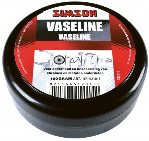 Simson vaseline 100 gram
