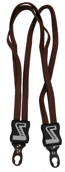 Simson - Young Snelbinder Triobinder Extra Lang 61cm Bruin