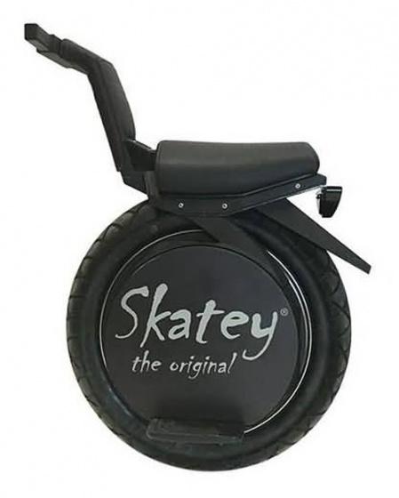 Skatey Balance Bike Unisex Zwart
