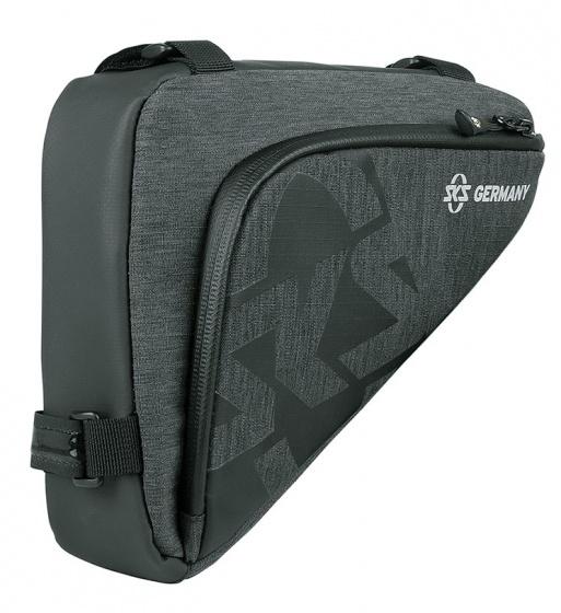 SKS frametas Traveller Edge polyester 1 liter zwart