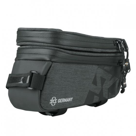 SKS frametas Traveller Smart polyester 1,3 liter zwart