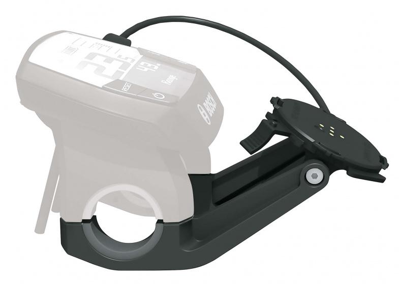 SKS telefoonhouder Compit/E+ (25,4 31,8 mm) zwart