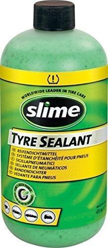 Slime Tyre Sealant navulling groen 473 ml