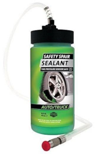 Slime Safety Spair Sealant navulling groen 473 ml