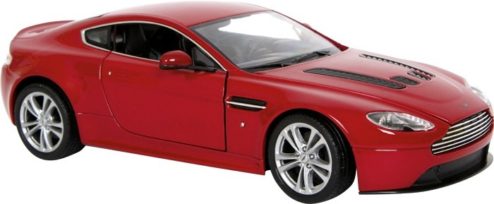 Small Foot Metal Model Car Aston Martin V12 Vantage Internet Bikes