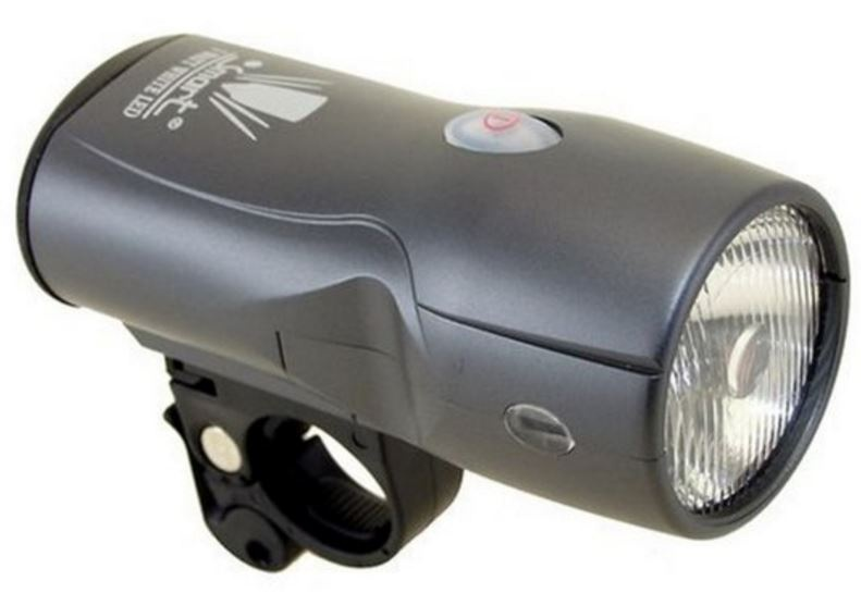 Smart koplamp Cool Beam LED zwart 11 x 5 x 5 cm