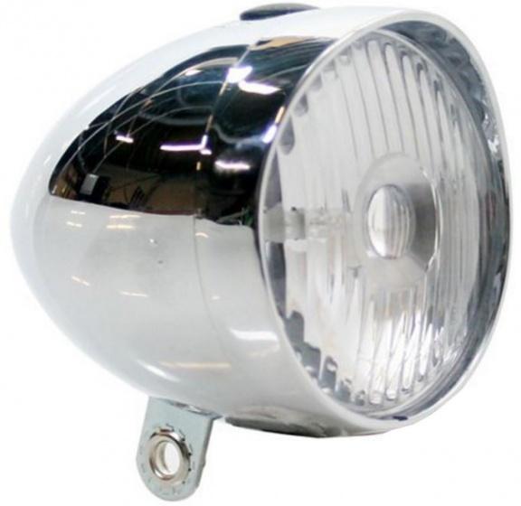 Smart koplamp Move Retro led zilver