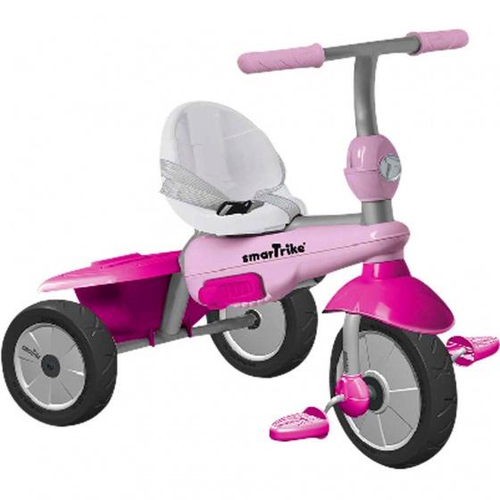 smarTrike Breeze GL Meisjes Roze