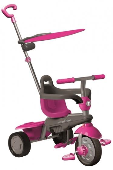 Smartrike - Carnival Meisjes Roze