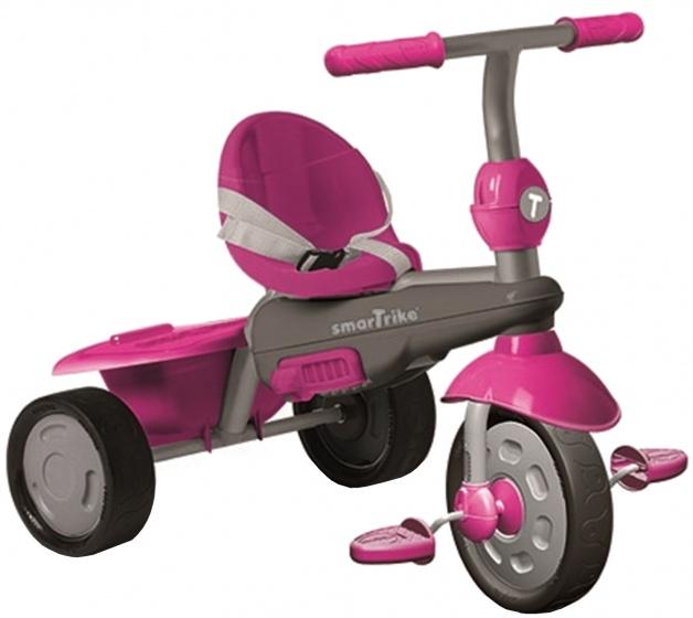 smarTrike Carnival Meisjes Roze